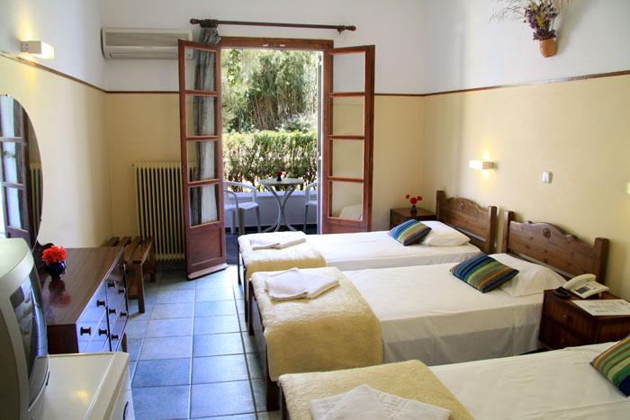 Hotel Boulis The Accommodation
